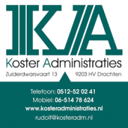 Logo Koster Administraties
